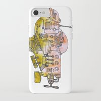 submarine iPhone & iPod Cases featuring Submarine  by Joseph Kennelty