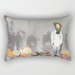 Gesundheit Rectangular Pillow