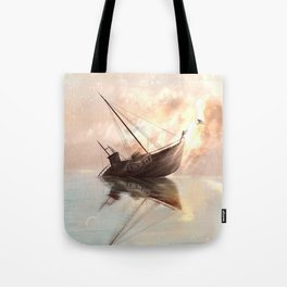 The Tipping Point Tote Bag