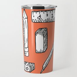 Art Supplies (3/3) Travel Mug