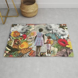 To the Moon Rug