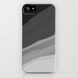 Chaos Wave - Abstract Painting iPhone Case