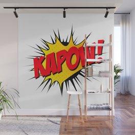 Kapow!! Wall Mural