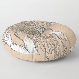 Arms Floor Pillow
