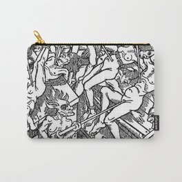 Demons Carry-All Pouch