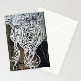 of the sea, on the past & letting go Stationery Cards