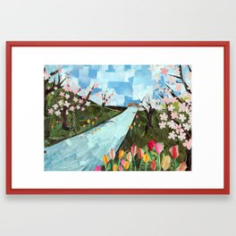 Cherry Who Framed Art Print