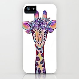 Long May She Reign (purple) iPhone Case