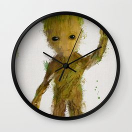 I AM Groo... Wall Clock