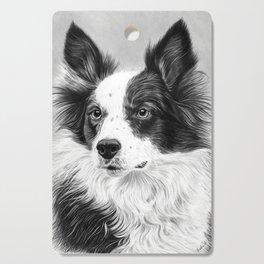 Dog Portrait 02 Cutting Board