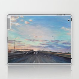The way home_State Route 1 Laptop & iPad Skin