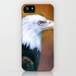Strength and Honor iPhone Case