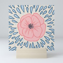 April Showers, May Flowers Mini Art Print