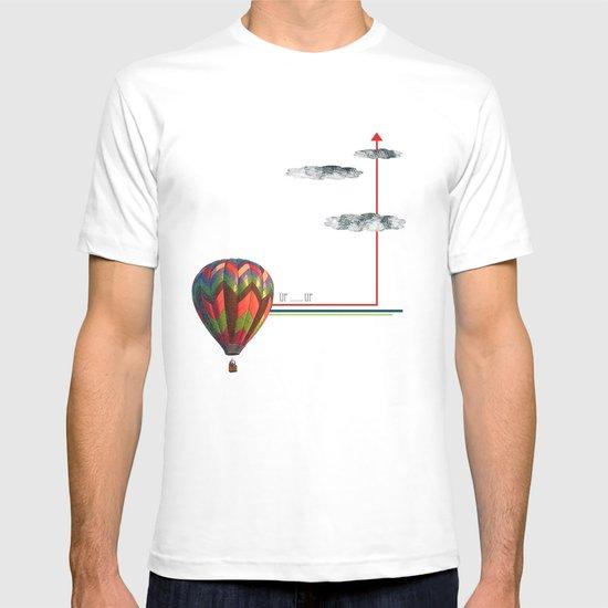 Up...up T-shirt