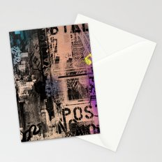 City Life: Distraction Stationery Cards