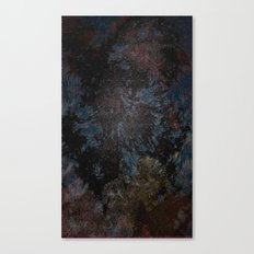 Spooktastical Whisper III Canvas Print