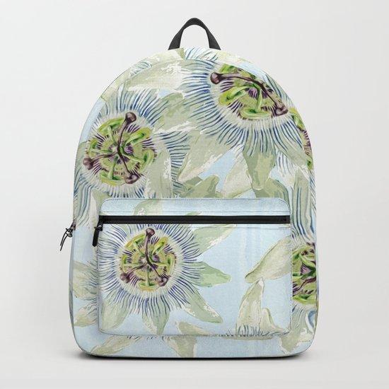Passion flower Fever Backpack