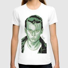 Johnny Depp - Green T-shirt
