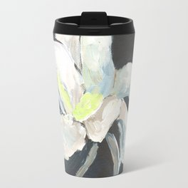 Dark Magnolia Travel Mug
