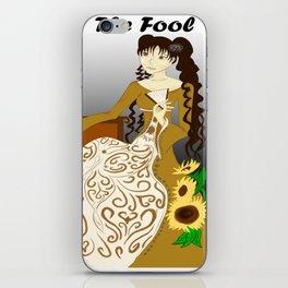 Himawari- The Fool iPhone Skin