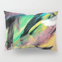 Abstract Artwork Colourful #1 Pillow Sham