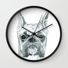 The Boxer Dog Miley Wall Clock