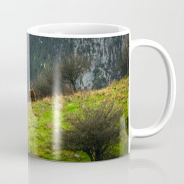Mountains landscape Coffee Mug