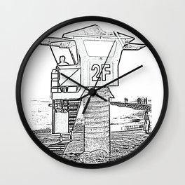 Saving Lives! Wall Clock