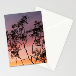 Sonoran Sky at Sunset Stationery Cards