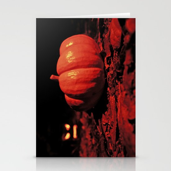 October surprise Stationery Cards
