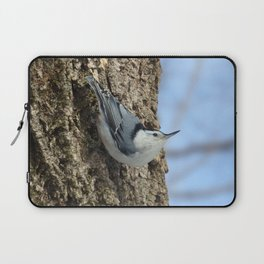 White-breasted Nuthatch Laptop Sleeve