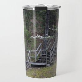 Dogwood Staircase Travel Mug