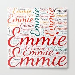 Emmie Metal Print