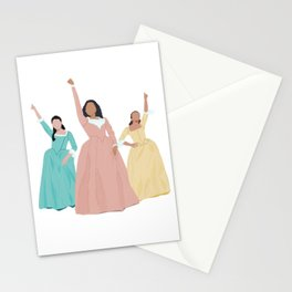 Schuyler Sisters! Stationery Cards