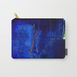 Into The Blue No.3a by Kathy Morton Stanion Carry-All Pouch