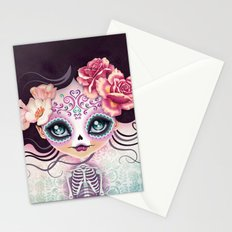 Camila Huesitos - Sugar Skull Stationery Cards