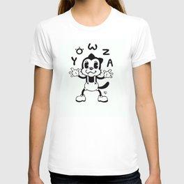 Yowza the Cat T-shirt