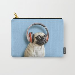 Hey Mr DJ put a record on... Carry-All Pouch