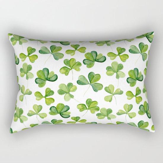 Clover Rectangular Pillow