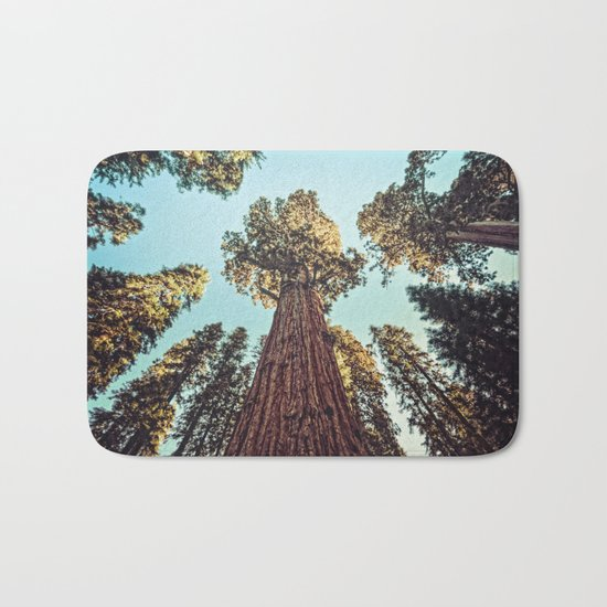 The Largest Tree in the World Bath Mat