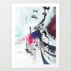 Remember Art Print