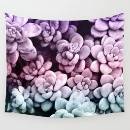Dreamy Succulents #1 #pastel #decor #art #society6 Wall Tapestry