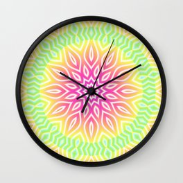 Incandescence Wall Clock