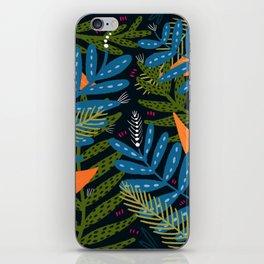 Dark Forest iPhone Skin