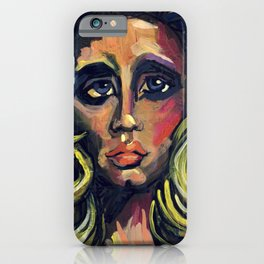 The Queen of Hearts  iPhone Case