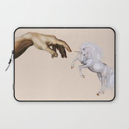 The creation Laptop Sleeve