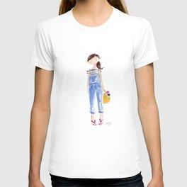 Overall Girl T-shirt