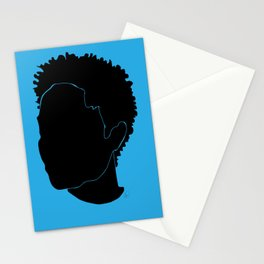 light blue Stationery Cards