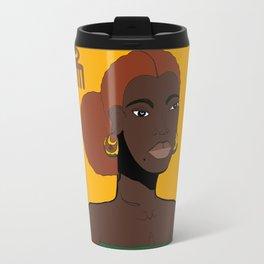 Goddess, Sister, Queen Travel Mug