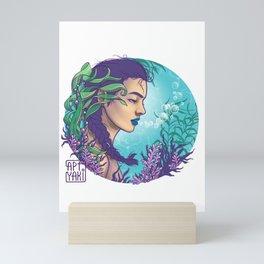 Sea Siren Mini Art Print